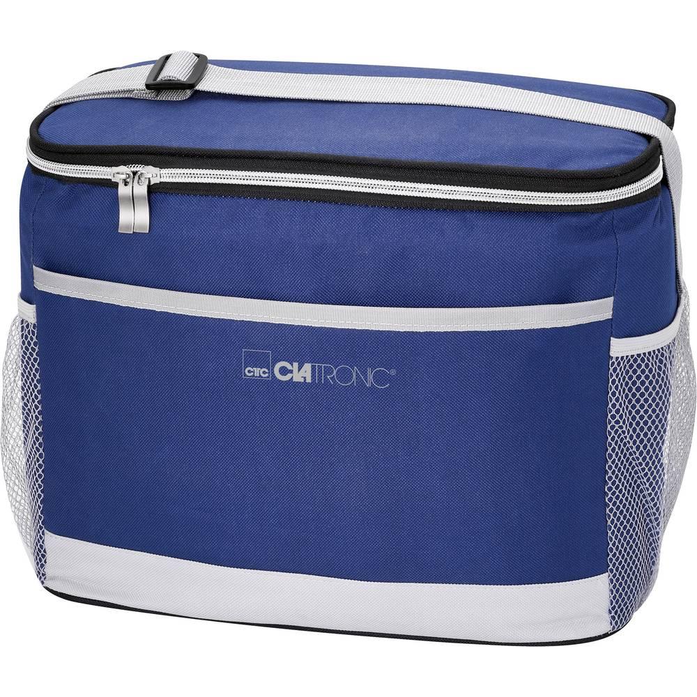 Clatronic KT 3720 12 V Hladilna torba za zabave Termoelektrični 12 V Modra 15 l