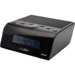 Caliber Audio Technology HCG011DAB DAB+ Radijska budilka UKW Črna