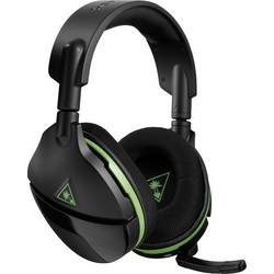 Turtle Beach Stealth 600 Wireless Igralni naglavni komplet 3,5 mm priključek Brezžične Over Ear Črna, Zelena
