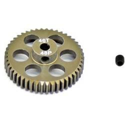 zobnik motorja ArrowMax Vrsta modula: 48 DP Premer vrtanja: 3.175 mm Število zob: 46