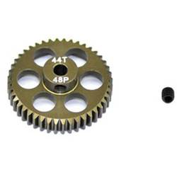 zobnik motorja ArrowMax Vrsta modula: 48 DP Premer vrtanja: 3.175 mm Število zob: 44