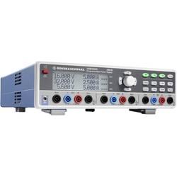 Laboratorijsko napajanje, podesivo Rohde & Schwarz HMP2030 32 V (max.) 5 A (max.) 188 W USB, LAN Daljinsko kontrolirano, Program