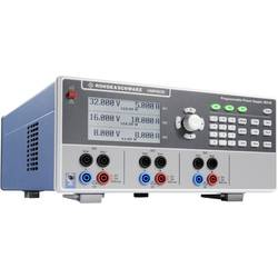 Laboratorijsko napajanje, podesivo Rohde & Schwarz HMP4030 32 V (max.) 10 A (max.) 384 W USB, LAN Daljinsko kontrolirano, Progra