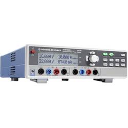 Laboratorijsko napajanje, podesivo Rohde & Schwarz HMP2020 32 V (max.) 10 A (max.) 188 W USB, LAN Daljinsko kontrolirano, Progra