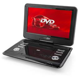 Caliber Audio Technology MPD 112 Prenosni DVD predvajalnik 29.46 cm 11.6  Vklj. 12V avtomobilski napajalni kabel , Delovanje na