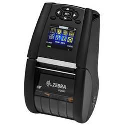 Zebra ZQ610 Blagajniški tiskalnik Neposredna toplotna 203 x 203 dpi Črna USB, Bluetooth®, Delovanje na akumulator Širina rač