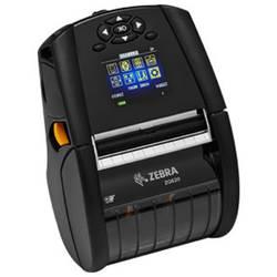 Zebra ZQ620 Blagajniški tiskalnik Neposredna toplotna 203 x 203 dpi Črna USB, Bluetooth®, Delovanje na akumulator Širina rač