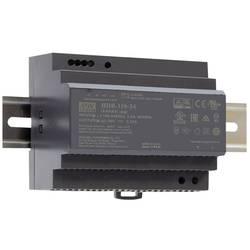 Mean Well HDR-150-48 DIN-napajanje (DIN-letva) 48 V/DC 153.6 W 1 x
