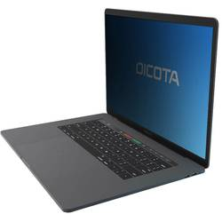 Dicota Secret 2-Way für MacBook Pro 15 retina 2017 Zaščitna zaslonska folija D70039 Primerno za model: Apple MacBook Pro 15 inče