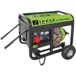 Zipper Električni generator ZI-STE6700DH Vrsta motorja Dizel