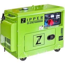 Zipper Električni generator ZI-STE7500DSH Vrsta motorja Dizel