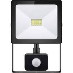 Goobay Slim 39012 LED zunanji reflektor z detektorjem gibanja 20 W nevtralno bela