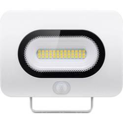 Goobay Slim 38707 LED zunanji reflektor z detektorjem gibanja 20 W nevtralno bela
