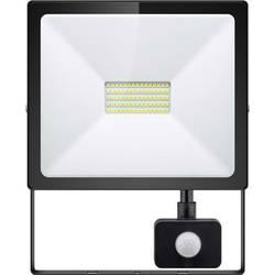 Goobay Slim 39014 LED zunanji reflektor z detektorjem gibanja 50 W nevtralno bela