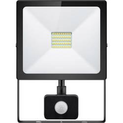 Goobay Slim 39013 LED zunanji reflektor z detektorjem gibanja 30 W nevtralno bela