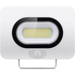 Goobay Slim 38709 LED zunanji reflektor z detektorjem gibanja 50 W nevtralno bela