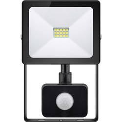 Goobay Slim 39011 LED zunanji reflektor z detektorjem gibanja 10 W nevtralno bela