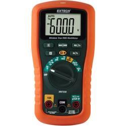 Extech ručni multimetar digitalni za pohranu podataka CAT III 1000 V, CAT IV 600 V Zaslon (brojevi): 6000