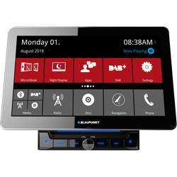 Blaupunkt Rome 990 DAB dvojni din multimedijski predvajalnik DAB+ radijski sprejemnik, Bluetooth® komplet za prostoročno tel