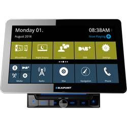 Blaupunkt Rome 990 DAB TRUCK CAMPER Dvojni DIN multimedijski predvajalnik DAB + Radijski sprejemnik, Bluetooth® komplet za p