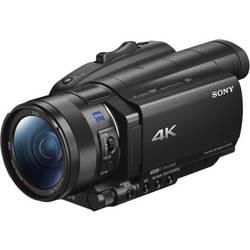videokamera Sony FDR-AX700 8.9 cm 3.5 palac 14.2 MPix Zoom (optički): 12 x crna
