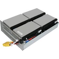 Beltrona RBC24 ups na akumulator Nadomešča originalno baterijo RBC24 Primerno za blagovne znamke APC