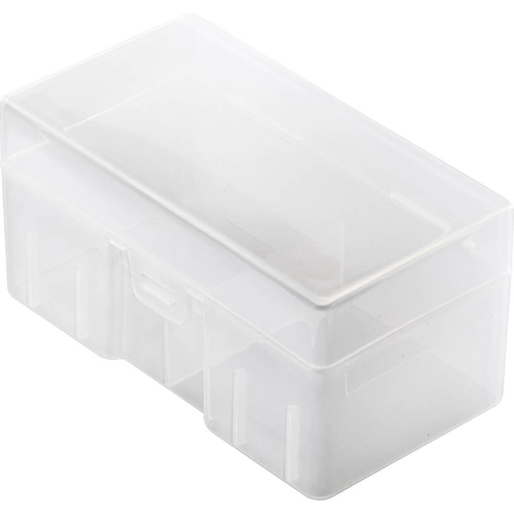 kutija baterija baby (c) Basetech C8-PK PP (D x Š x V) 108 x 60 x 55 mm