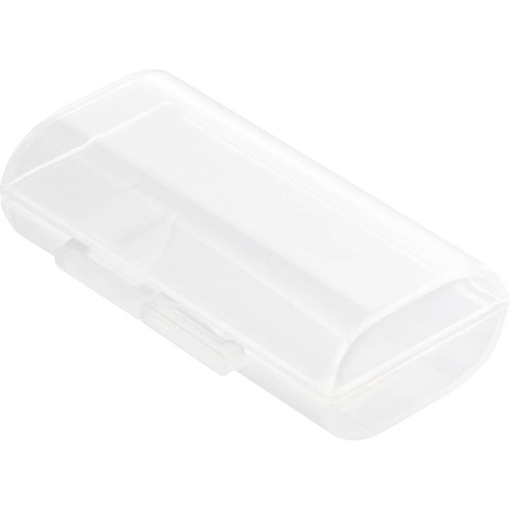 Basetech BT-Box-002 baterijska škatla 2xmicro (aaa), 104440 (D x Š x V) 47.3 x 28.2 x 14 mm