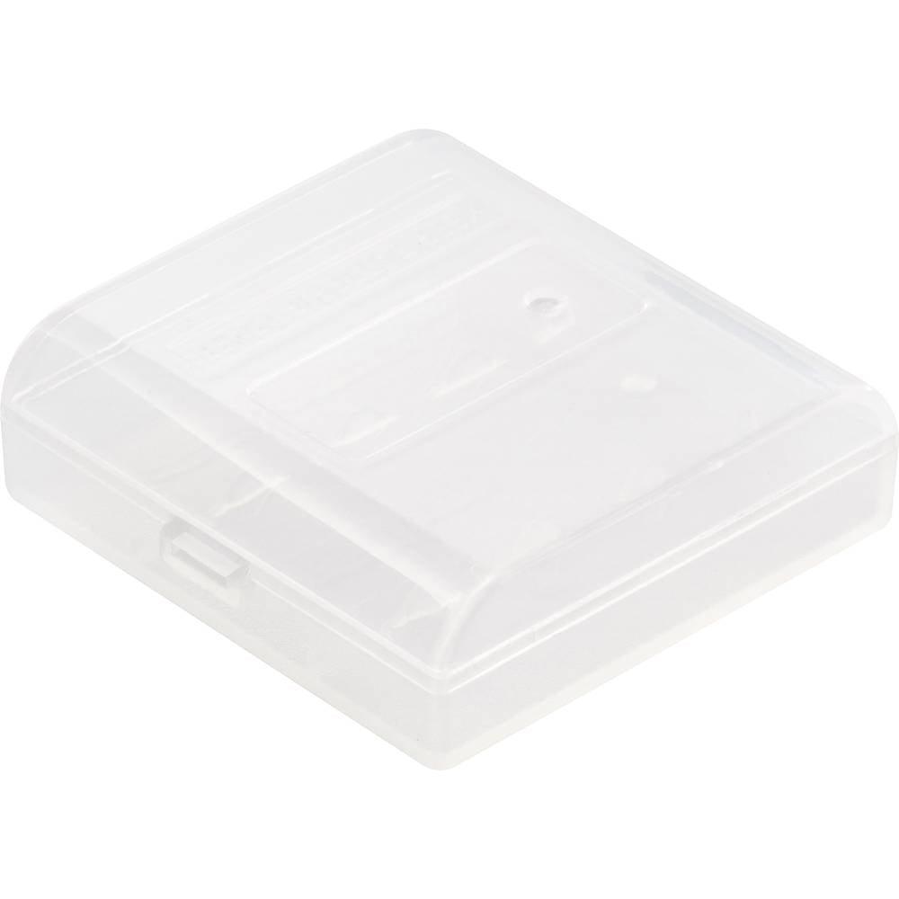 Kutija baterija Micro (AAA), 10440 Basetech BT-Box-003 (D x Š x V) 48.2 x 49.5 x 14.8 mm