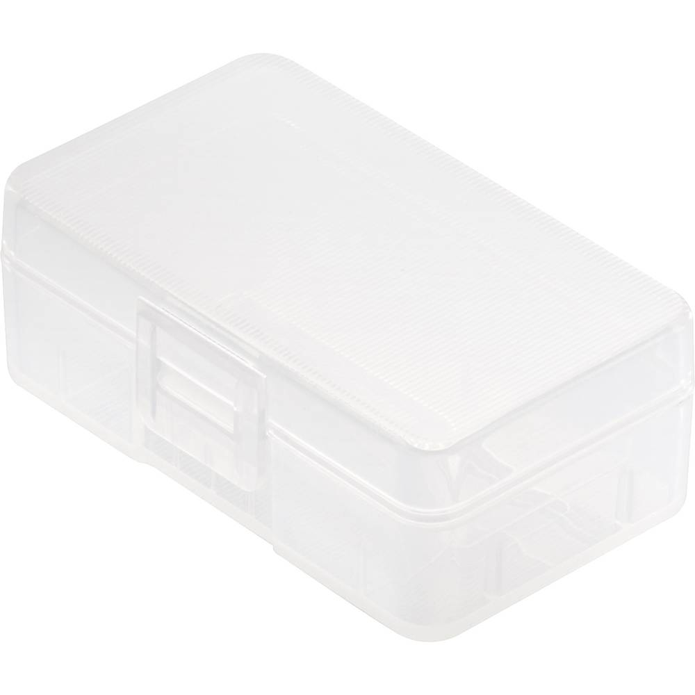 Basetech BT-Box-011 baterijska škatla 1x9 v blok (D x Š x V) 54.7 x 33 x 20.1 mm