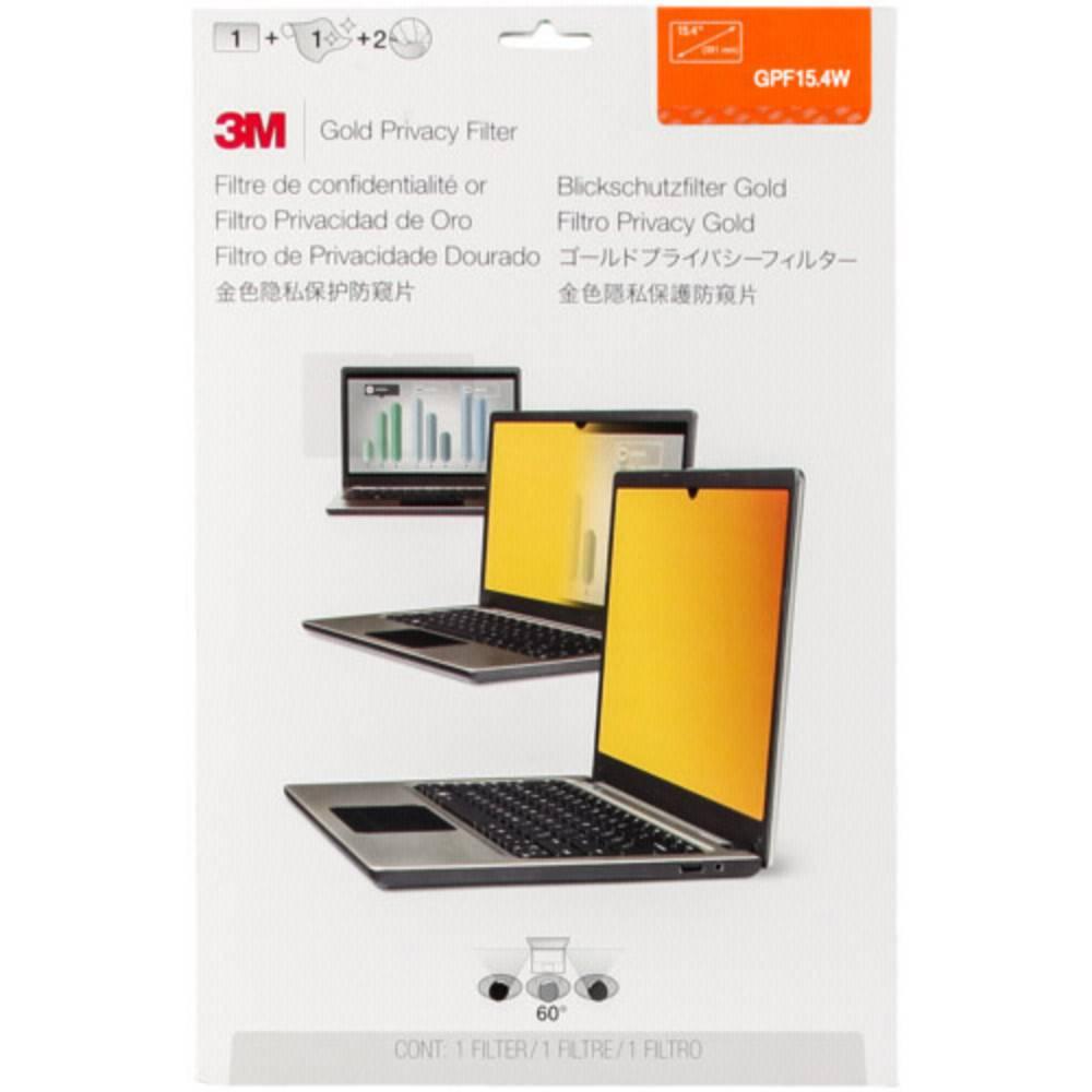 3M GPF154W zaščitna zaslonska folija 39,1 cm (15,4) Slikovni format: 16:10 7100051327 Primerno za model: Universal