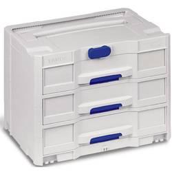 Tanos Sortainer T-Loc SYS-Sort IV / 3 80101820 Škatla brez orodja ABS plastika (Š x V x G) 396 x 315 x 296 mm