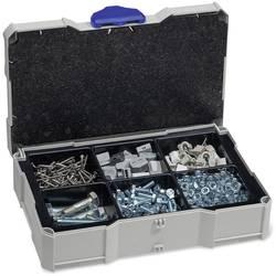 Tanos MINI-systainer® T-Loc I 80590508 Škatla brez orodja ABS plastika (Š x V x G) 265 x 71 x 171 mm