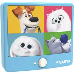 Varta Secret Life of Pets - Sensor 15642 Nočna lučka LED Topla bela