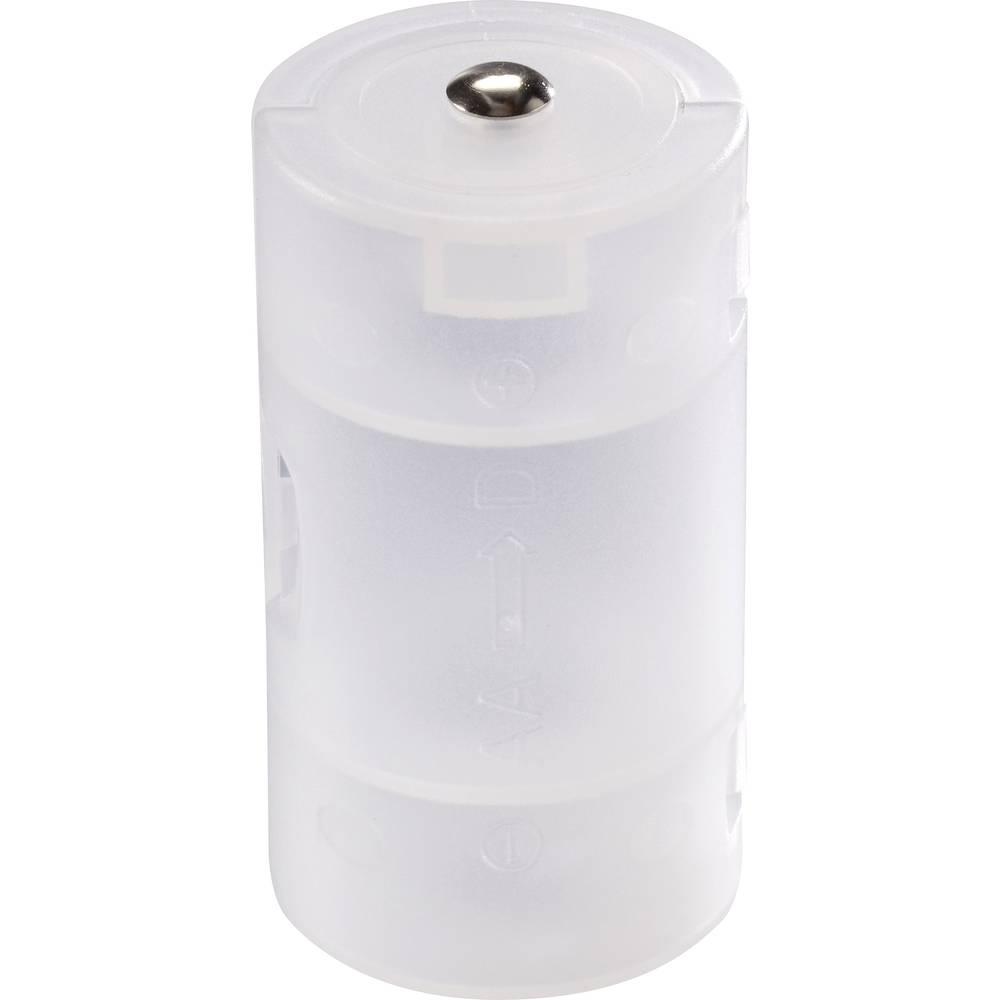 Basetech BT-Box-005 Mignon to Mono adapter akumulatorja