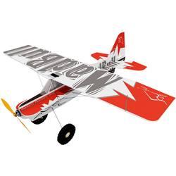Hacker Model Production Madbull Combo rdeča RC model motornega letala komplet za sestavljanje 925 mm