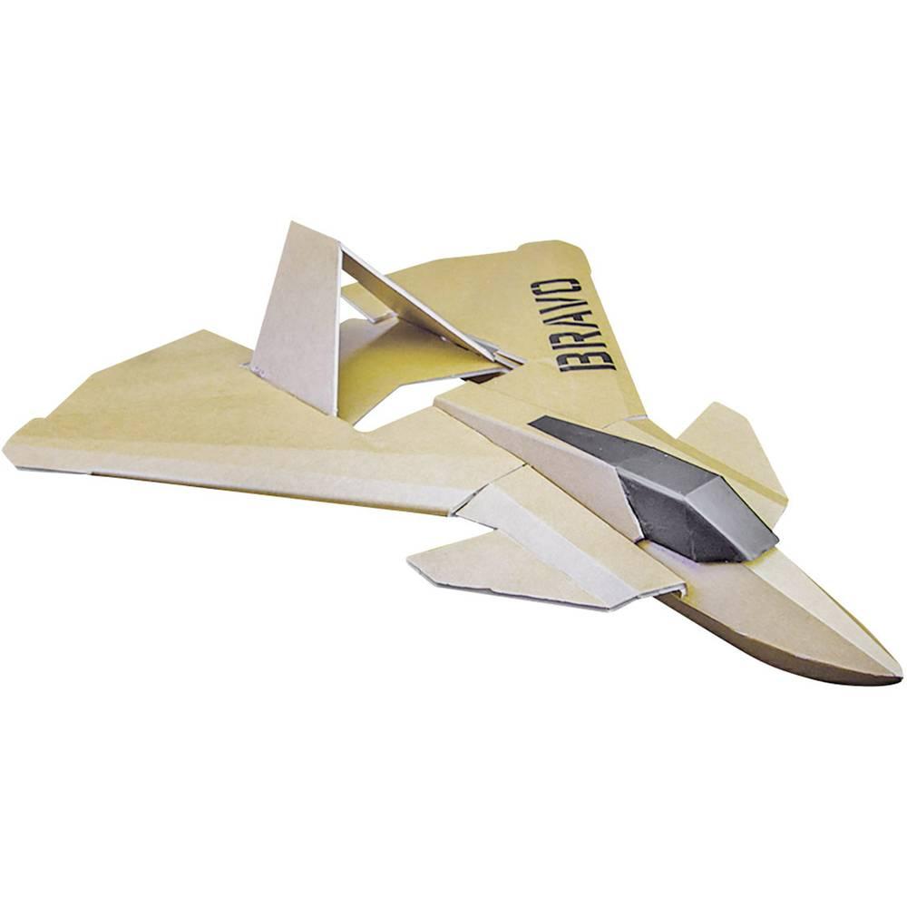 Flite Test Bravo rc model motornega letala komplet za sestavljanje 609 mm
