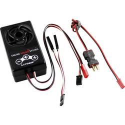 zvočni modul pajek, motor (vozilo na cesti), motor tovornjaka, v8 motor Amewi Motor Sound System 7 - 25 V