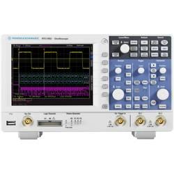 Rohde & Schwarz RTC1K-COM2 Digitalni osciloskop Kalibriran po DAkkS 300 MHz 2 GSa/s 2 Mpts 8 Bit