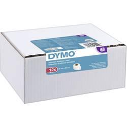 DYMO Etikete v roli 89 x 28 mm Papir Bela 1560 KOS Trajno 2093091 Nalepke za naslove