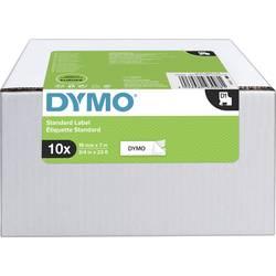 pisalni trak 10-delni komplet DYMO d1 2093098 Barva traku: bela Barva pisave:črna 19 mm 7 m