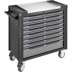 Vigor V4481-X VIGOR kolica za radionice VIGOR 1000 XL s radnom pločom od nehrđajućeg čelika V4481-X dimenzije:(D x Š x V) 940 x
