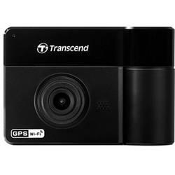 Transcend DrivePro 550 avtomobilska kamera z gps-sistemom Razgledni kot - horizontalni=160 ° zaslon