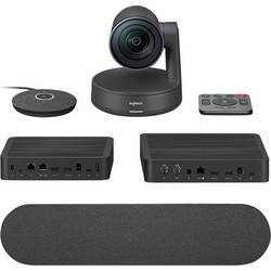 Logitech Rally Ultra-HD 4K spletna kamera 1440 x 720 piksel stojalo