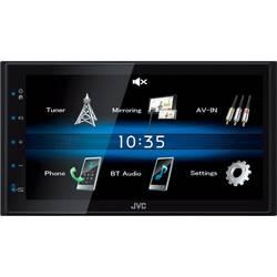 JVC KW-M25BT Dvojni DIN multimedijski predvajalnik Priključek za volanski daljinski upravljalnik, Priključek za vzvratno kamero