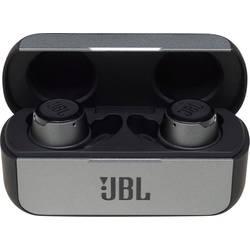 JBL Reflect Flow Sport True Wireless Športne In Ear slušalke In Ear Naglavni komplet, Zaščita pred znojenjem, Vodoodporne Črna