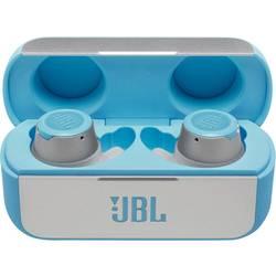 JBL Reflect Flow Sport True Wireless Športne In Ear slušalke In Ear Naglavni komplet, Zaščita pred znojenjem, Vodoodporne Turkiz