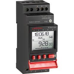 Müller SC28.21 pro4, 24 V ACDC din časovna stikalna ura digitalno 24 V/DC, 24 V/AC 16 A/250 V