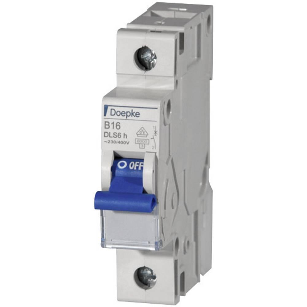 Doepke 09914025 Zaštitna sklopka za vodove 1-polni 25 A 230 V