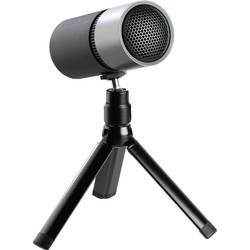 Thronmax M8 stoječi USB studijski mikrofon Način prenosa:kabelska povezava stojalo, vklj. kabel